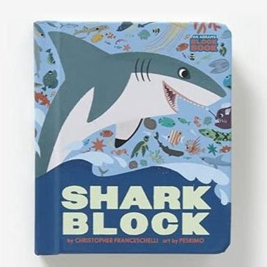 Shark Block Book
