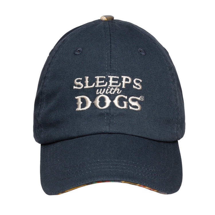 Sleeps With Dogs Caps
