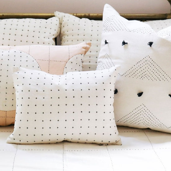 Small Cross Stitch Pillows