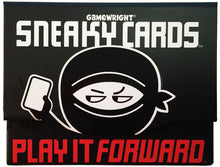 Load image into Gallery viewer, Sneaky Cards, Play It Forward