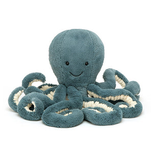 Storm Octopus (Small), Jellycat
