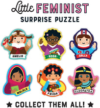 Load image into Gallery viewer, Little Feminist Surprise Puzzle