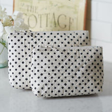 Load image into Gallery viewer, Cosmetic Bags, Taylor Linens