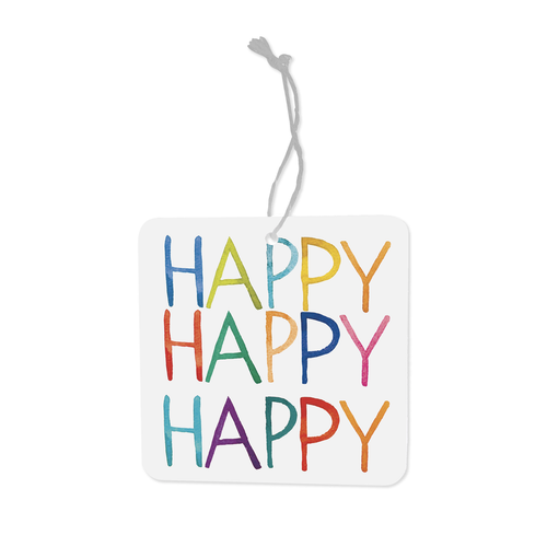 Happiest Gift Tags, E. Frances