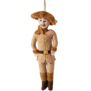 Teddy Roosevelt Handmade Collectible