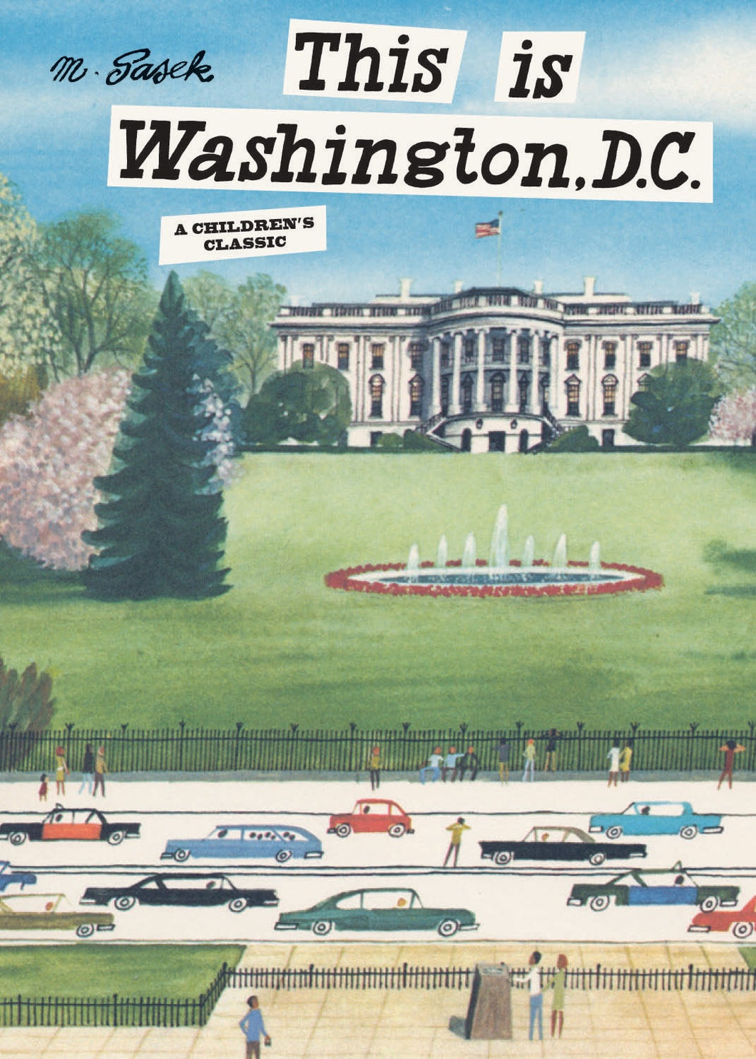 This Is Washington DC: A Children's Classic