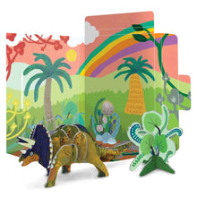 Load image into Gallery viewer, 3D Dinosaur Dioramas, eeBoo