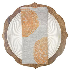 Tulusa Linen Napkins, Set of 4