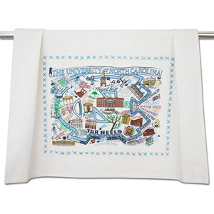 UNC Chapel Hill Dish Towel