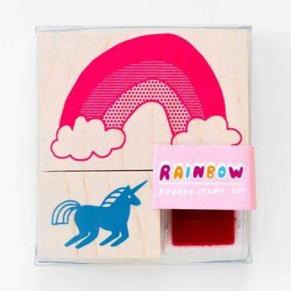 Unicorn Stamp Kit
