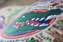 Load image into Gallery viewer, University of Florida Embroidered Pillow