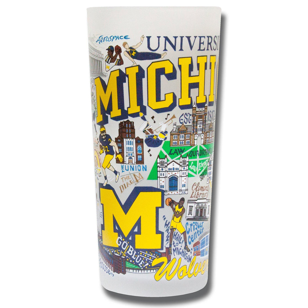 University of Michigan Glass