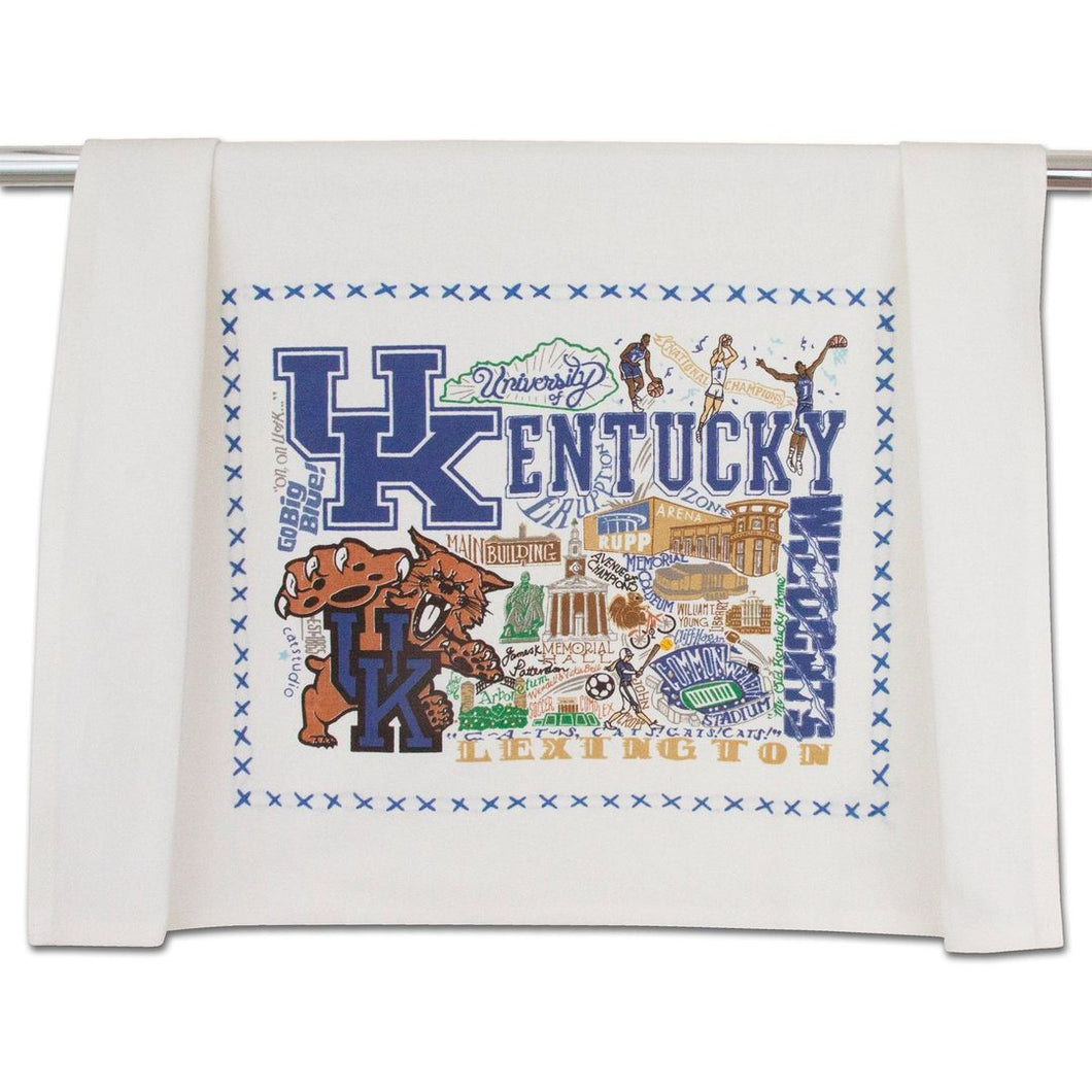 University of Kentucky Dish Towel