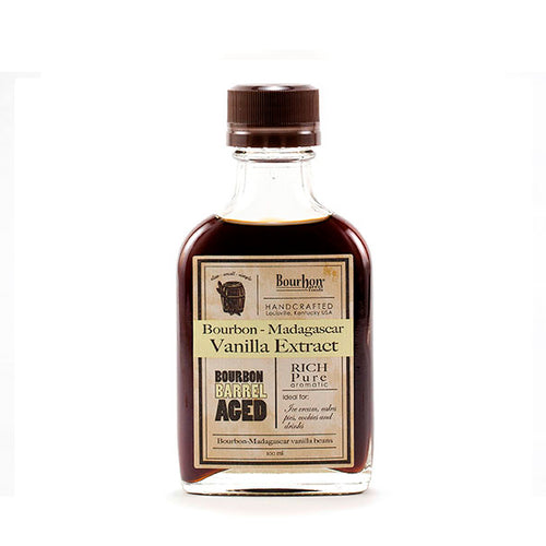 Bourbon Barrel Aged Vanilla Extract