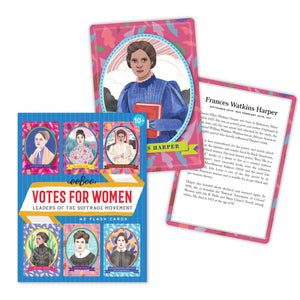 Women Flash Cards, eeBoo