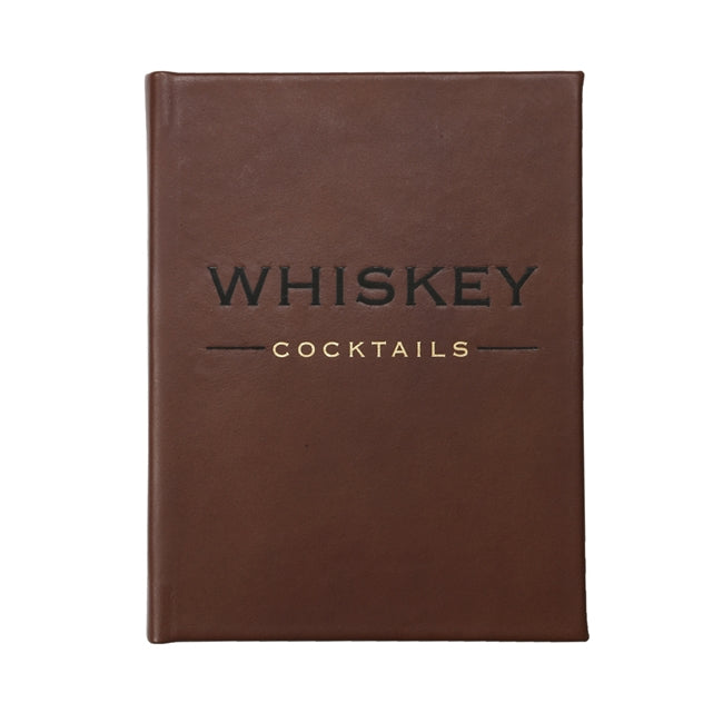 Whiskey Cocktails, Genuine Leather