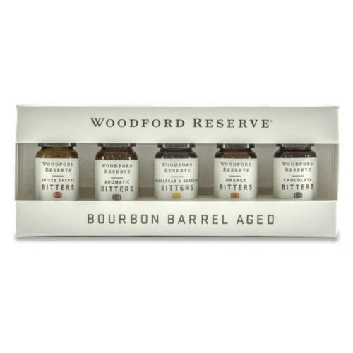 Woodford Reserve® Bitters Dram Set – Five Pack