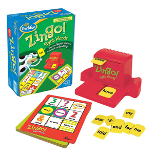 Zingo! Sight Words, ThinkFun