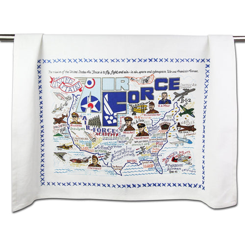 Air Force Dish Towel