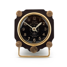 Load image into Gallery viewer, Altimeter Table Clock