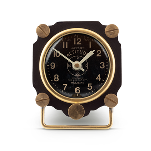 Altimeter Table Clock