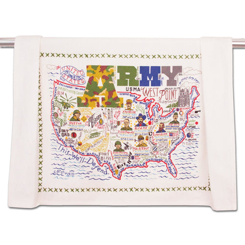 Army Dish Towel