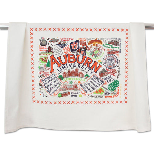 Auburn University Dish Towel