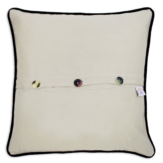 Alexandria Embroidered Pillow