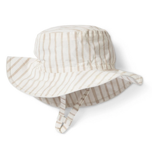Striped Baby Bucket Hat