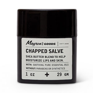Chapped Salve with Shea Butter