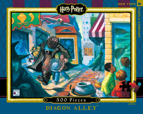 Diagon Alley Harry Potter Puzzle