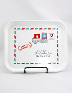 Santa Envelope Tray
