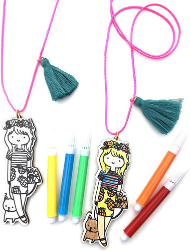 Fashionista Necklace, Gunner & Lux