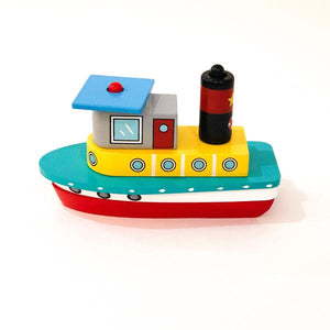 Tugboat Stack & Play