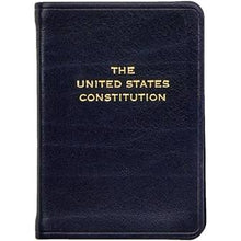 Load image into Gallery viewer, Mini U.S. Constitution - Leather Bound