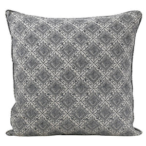 Janpath Indian Teal Cushion