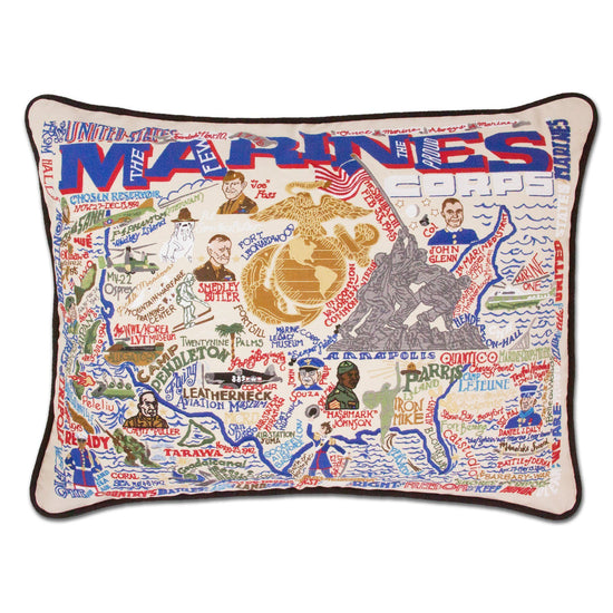 U.S. Marines Pillow