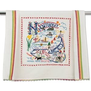 Nantucket Dish Towel