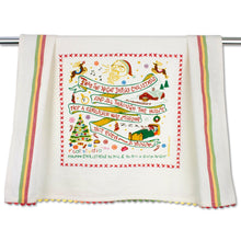 Load image into Gallery viewer, Night Before Christmas Dish Towel