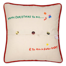 Load image into Gallery viewer, Catstudio Night Before Christmas Pillow