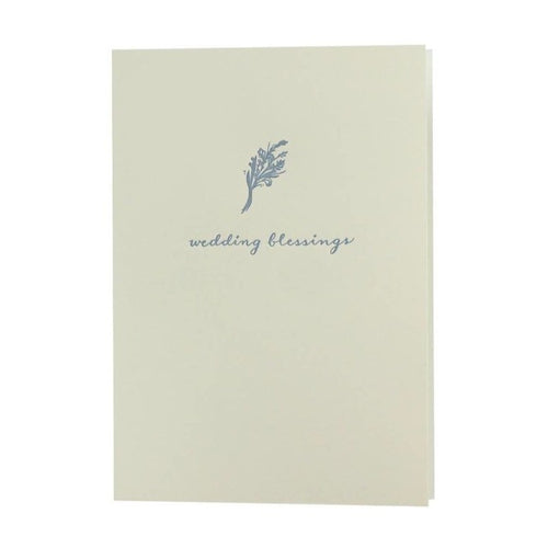 Wedding Blessings, Oblation Papers