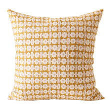 Load image into Gallery viewer, Pahari Saffron Pillow