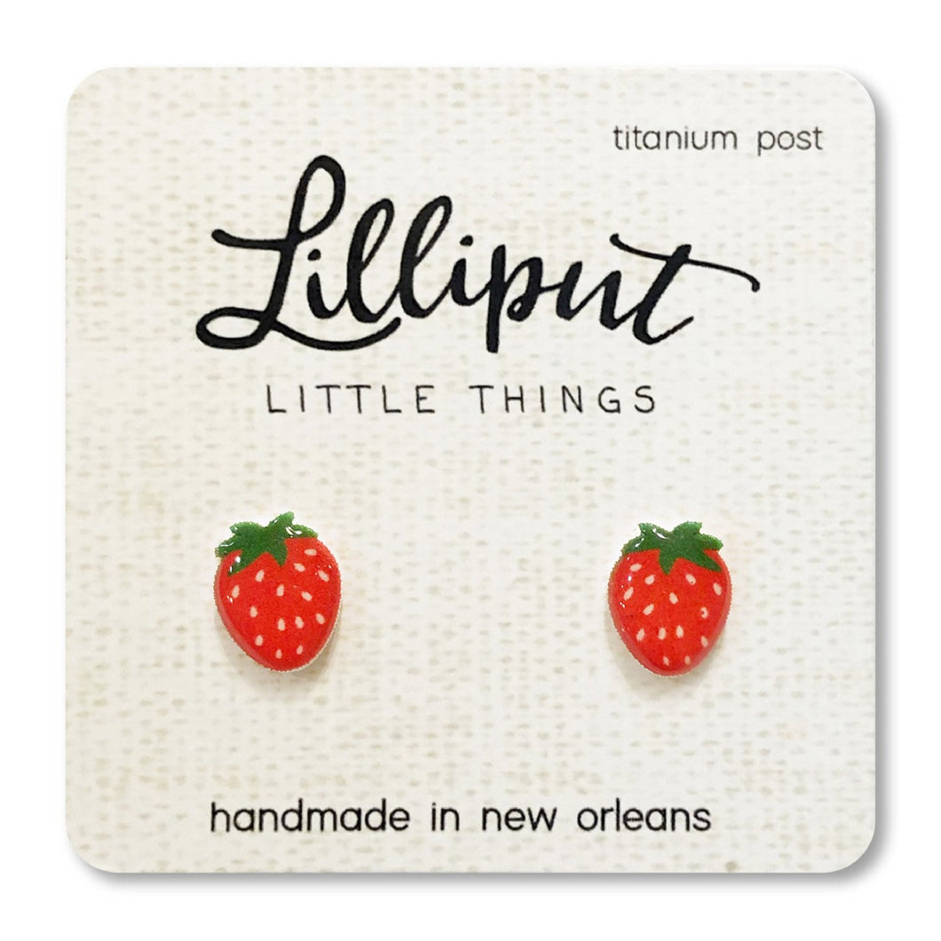 Lilliput Earrings