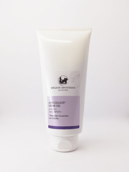 Anti-Cellulite Creme-Gel mit Escin und Carnitin