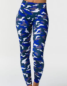 Onzie Hi Rise Legging Midnight Camp