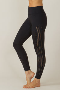Laser Dot Yoga Leggings