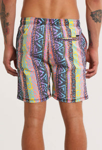 Rusty Flashback 2 Elastic Boardshort