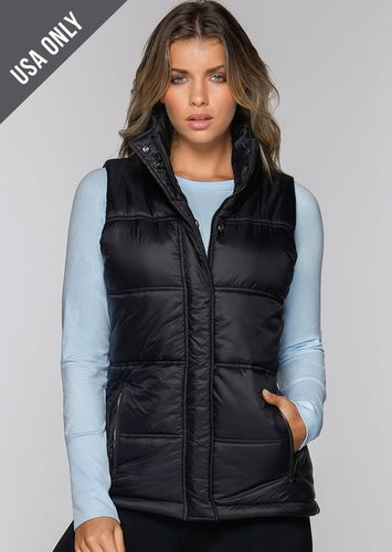 Lorna Jane All Rounder Puffer Vest