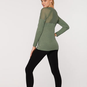 Lorna Jane Adapt Long Sleeve Top