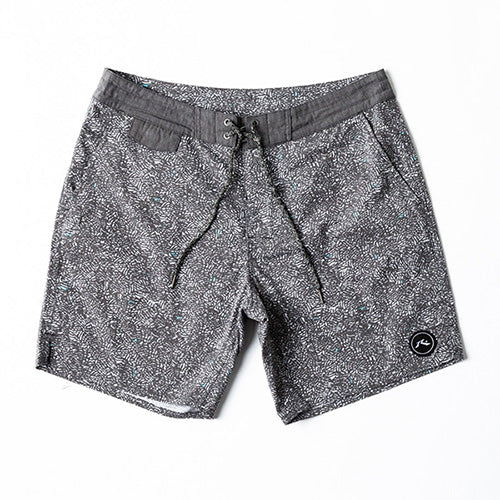 Rusty Static All Day Boardshort
